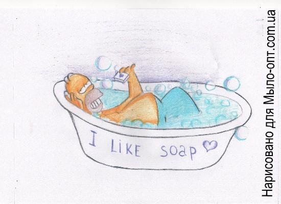 Магнит - I like soap