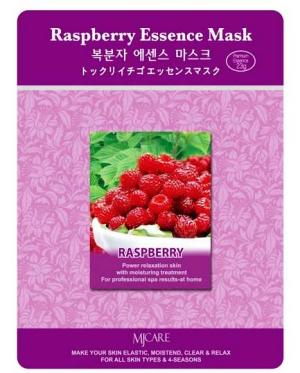 MJ CARE Essence Mask Raspberry.
