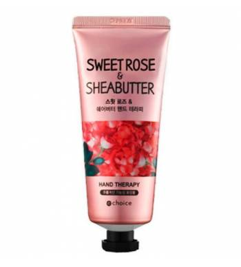 Rose Sheabutter Hand Therapy Moisture Repair Anti-Wrinkle.