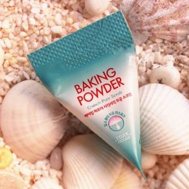 ETUDE HOUSE Baking Powder Crunch Pore Scrub, освежающий скраб.