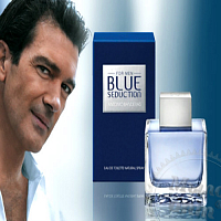 Отдушка Blue Seduction, A. BANDERAS 10 мл